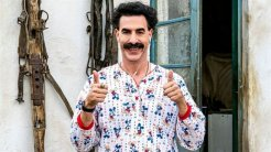 Amazon Borat Supplemental Recordings'den bir fragman paylaştı.
