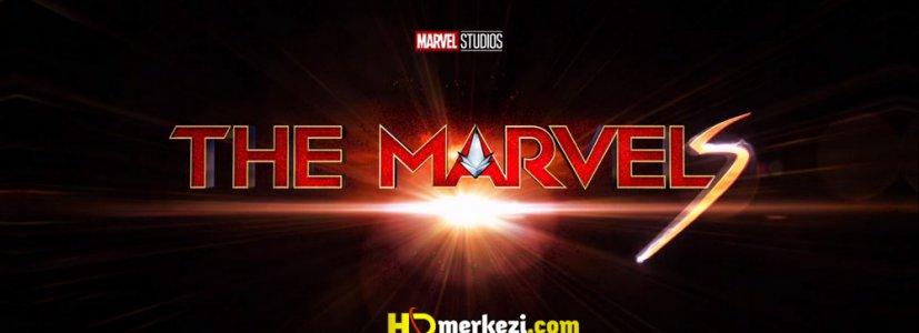 "Captain Marvel 2, ""The Marvels"" Adıyla Gösterime Girecek!"